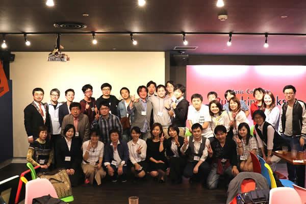 就活中の留学生イベント