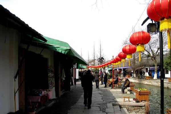 中国の商店