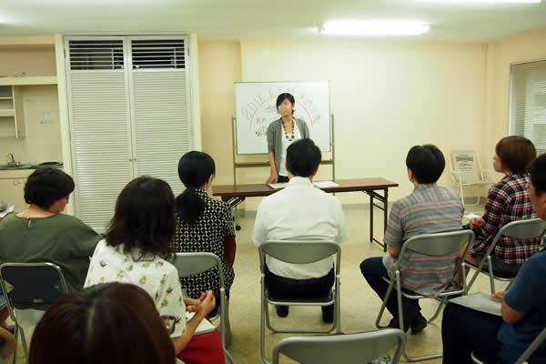 講習会の風景